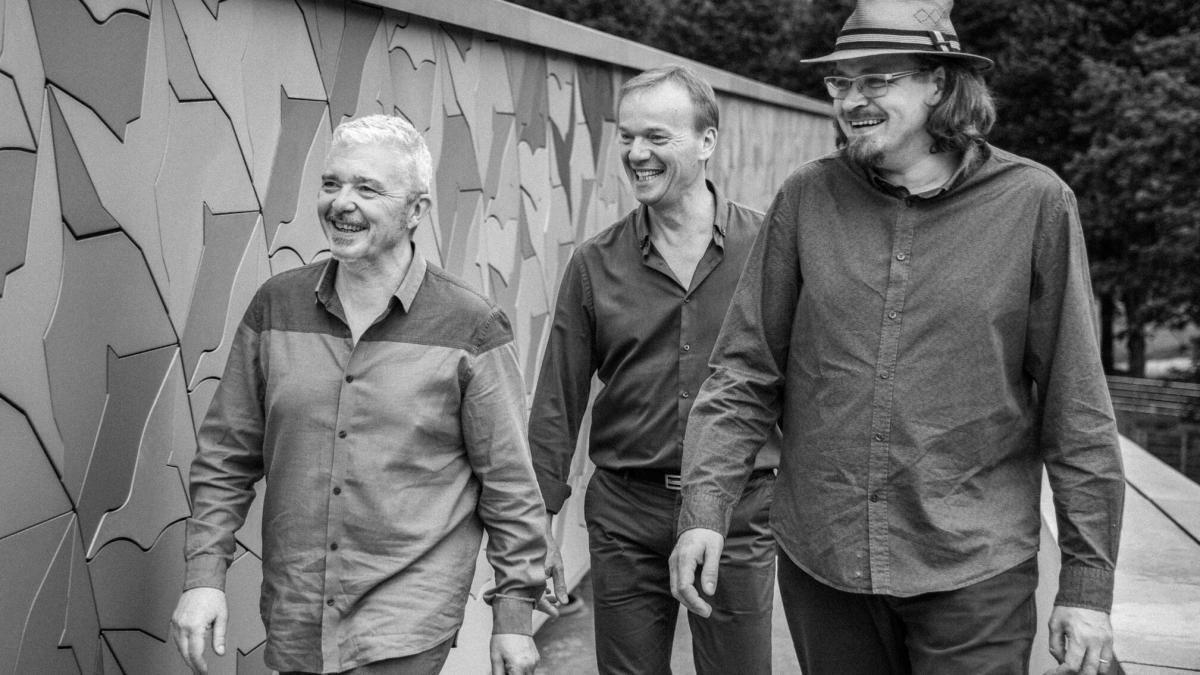 Stéphane Huchard - Cultisongs Trio