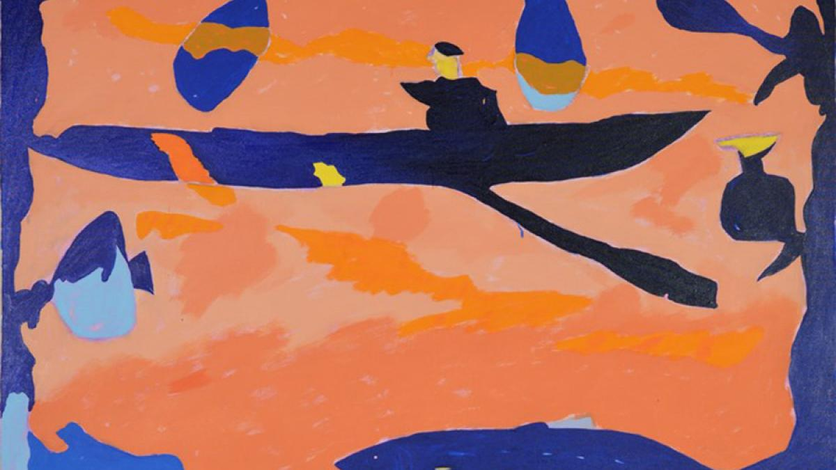 «The Adventures of Atrevida Reef» - Exposition de Les Ramsay du 27 février au 30 mars