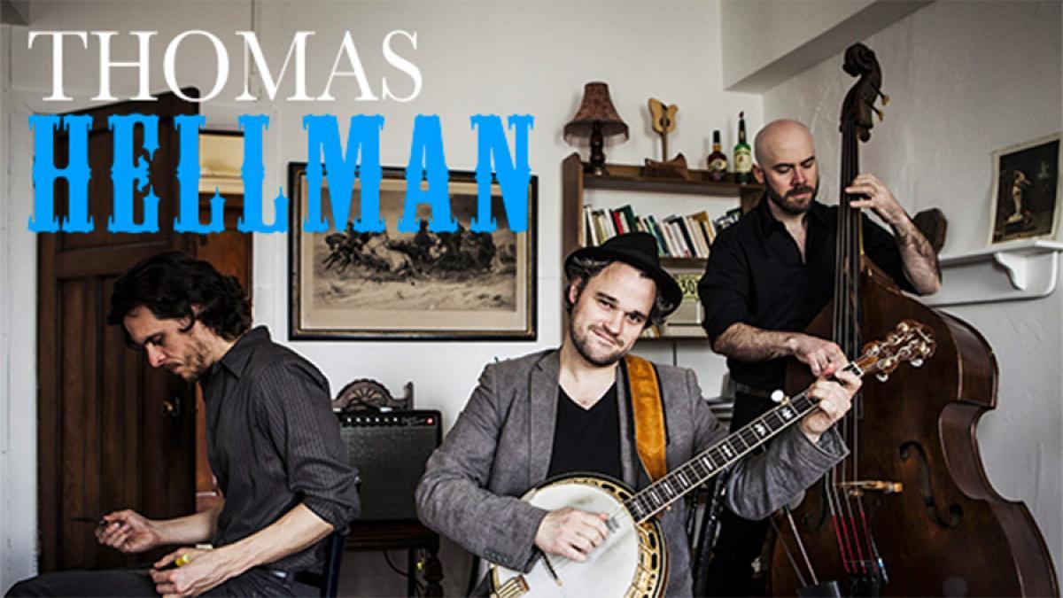 Thomas Hellman en concert à Montréal pour la fin de tournée du Tome 1 de «Rêves Américains»