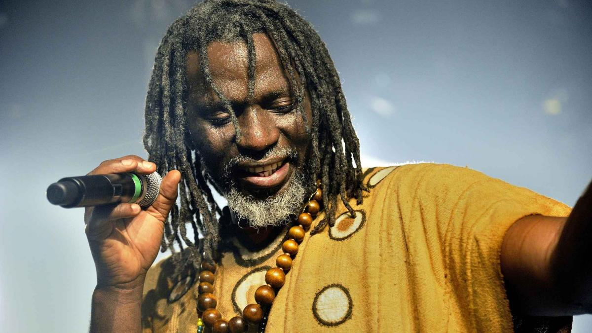 Tiken Jah Fakoly - Photo : Sadaka Edmon/SIPA