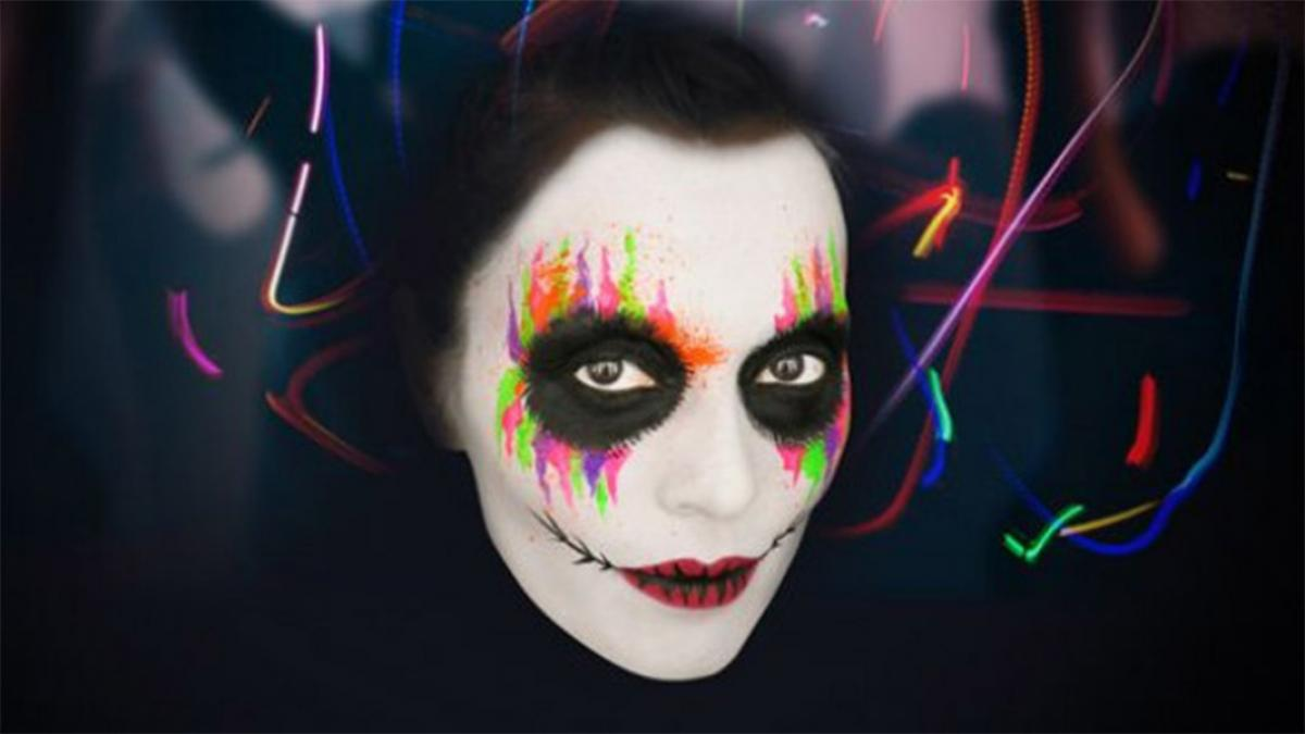 Le Quartier des spectacles se métamorphose pour l'Halloween avec la Trouble-Fête