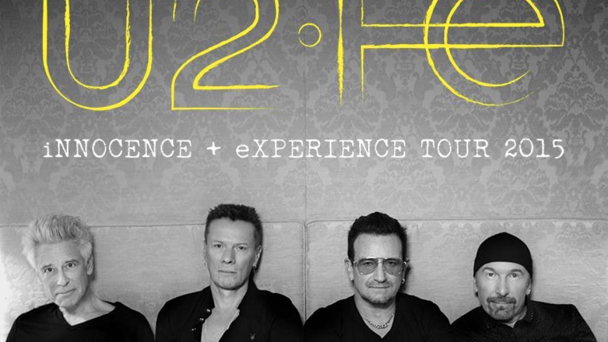 U2 tournée innocence