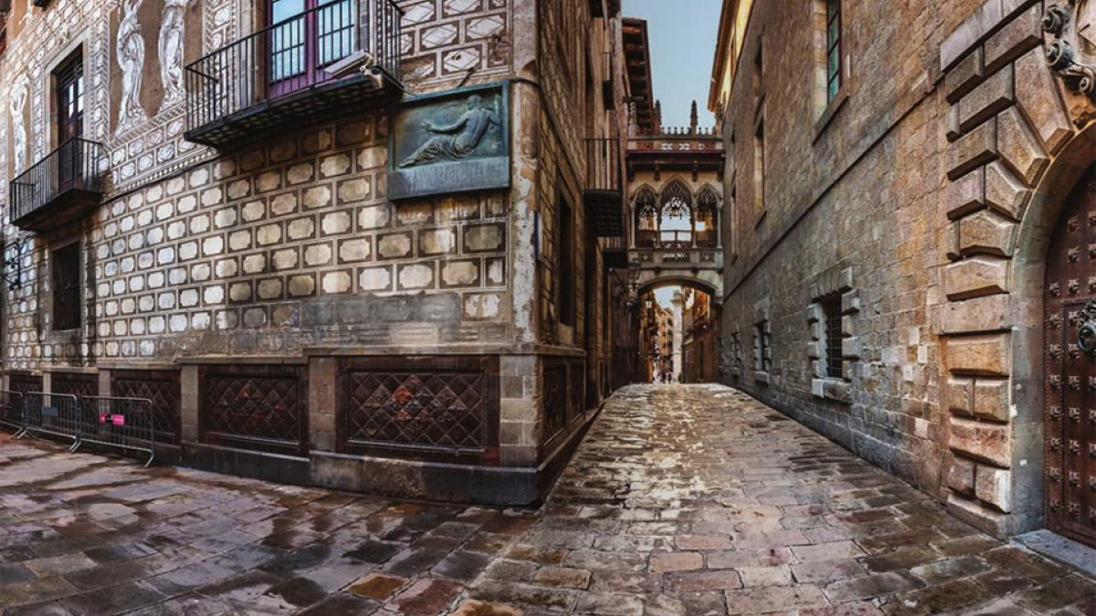 Ulysse présente «Escale à Barcelone»