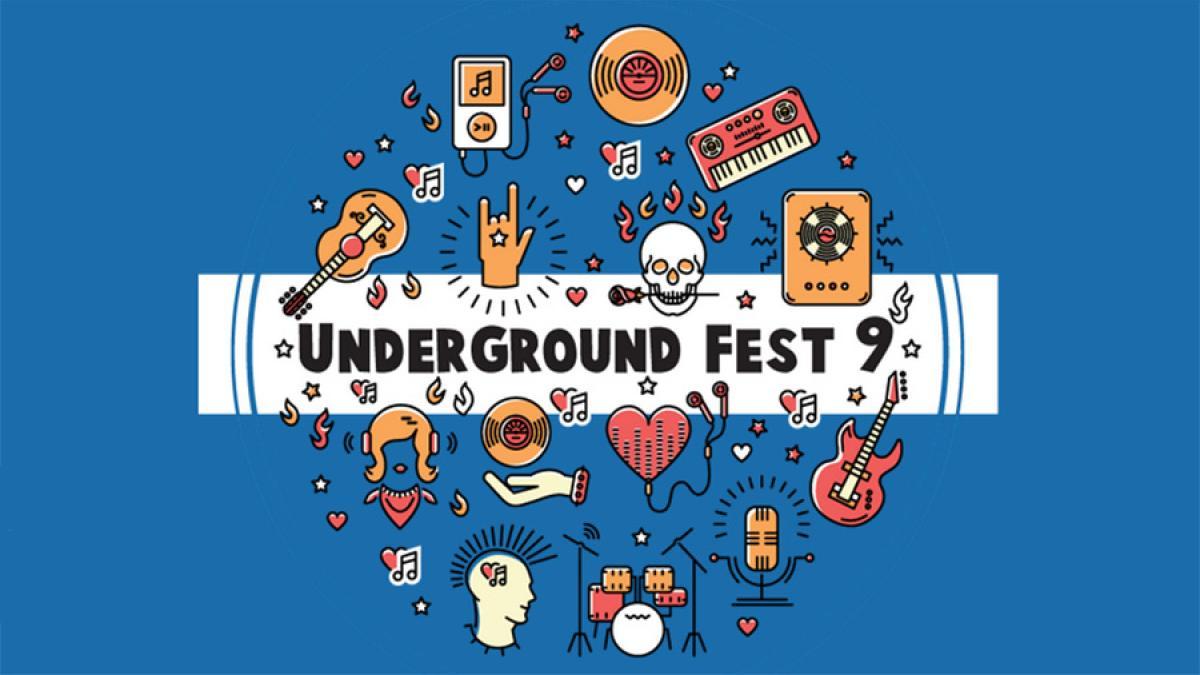 Le 9e Underground Fest de Rimouski se déroule vendredi