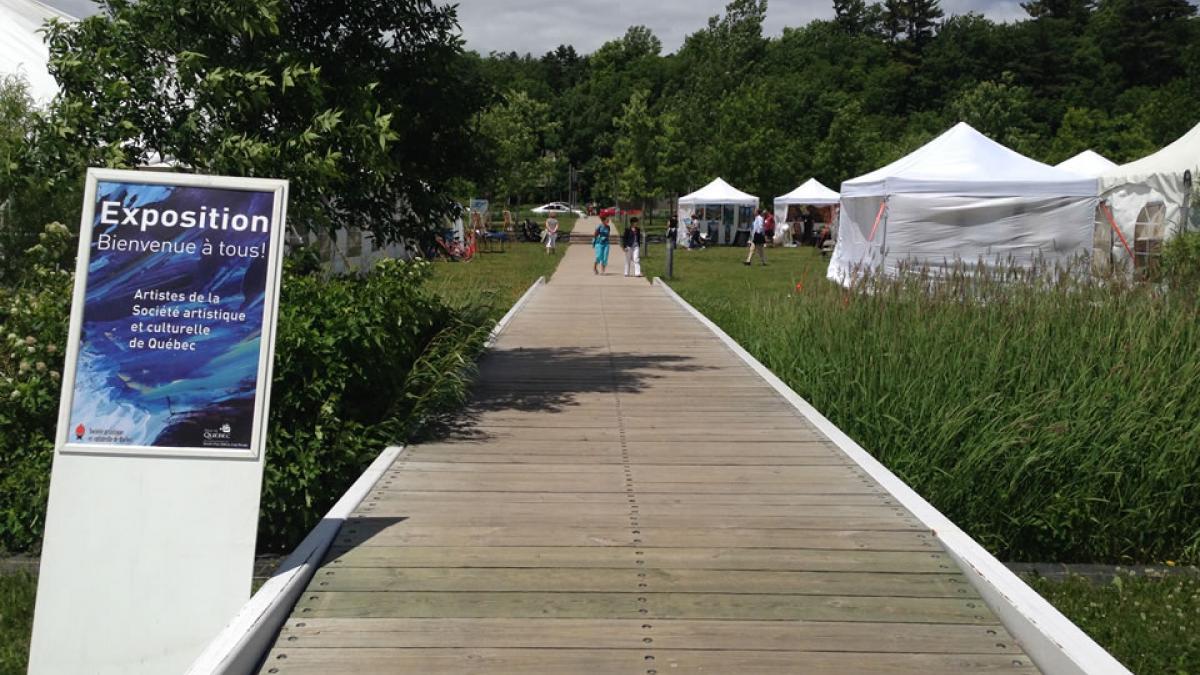 Visit'arts-Québec 2014