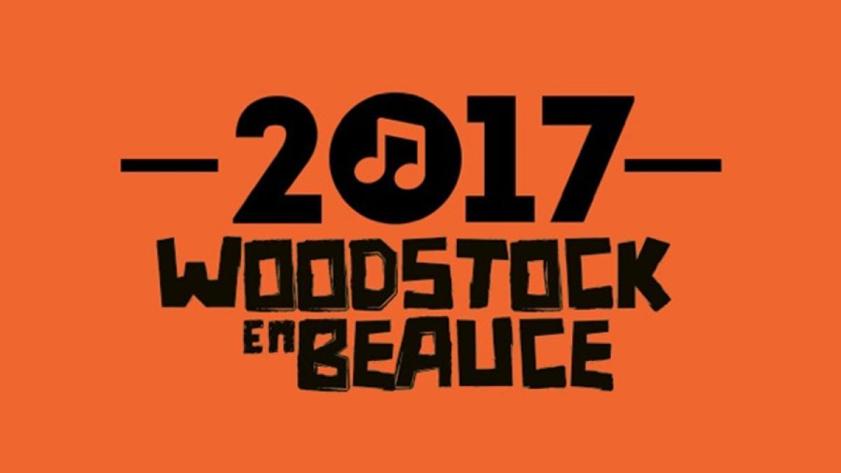 Woodstock en Beauce 2017