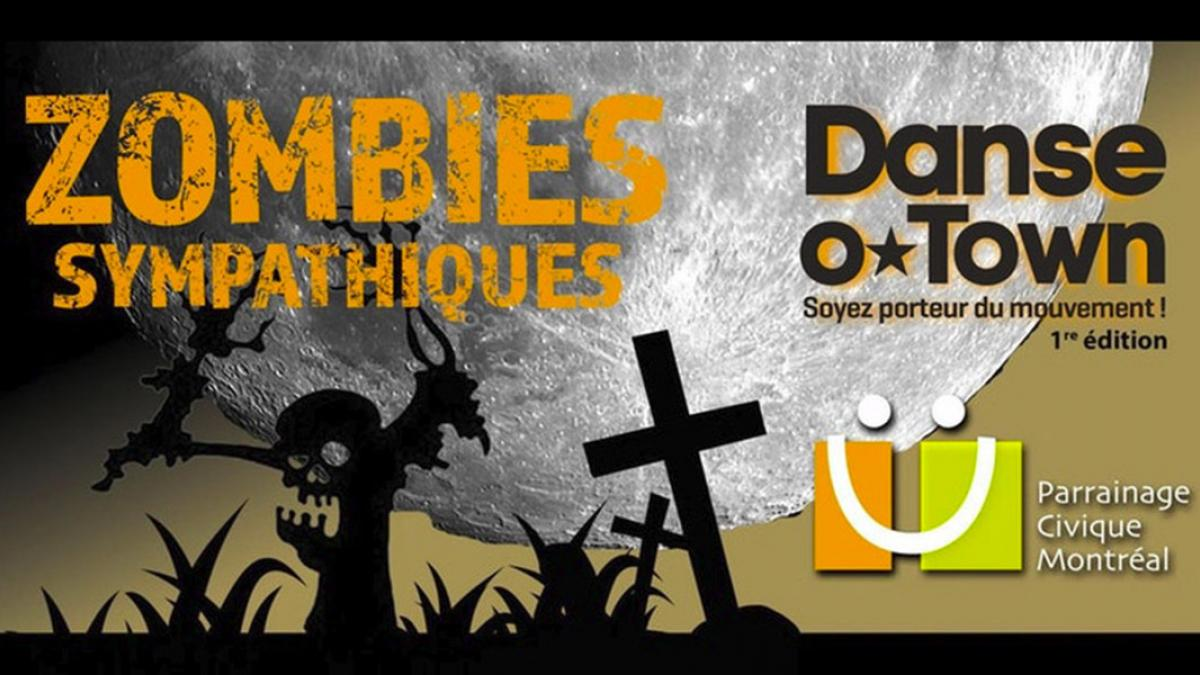 Les zombies sympathiques: un Danse-O-Town unique