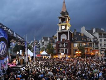 Festival de blues de Tremblant