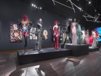 Exposition Thierry Mugler: Couturissime