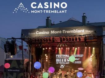 Un avant-goût du Festival international du blues de Tremblant